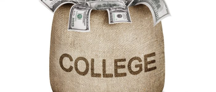Where is the money after college?